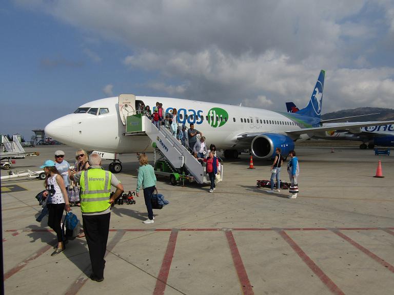 Фотообзор аэропорта Алания Газипаша