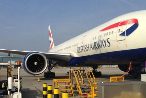 Из Лондона в Москву на B767 Британских авиалиний