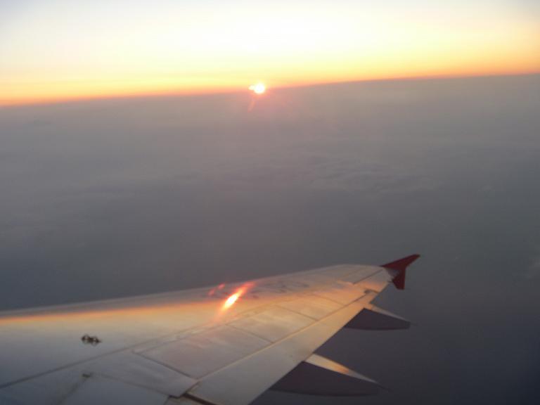 Поздней осенью по Турции. Часть 2. Стамбул (IST) - Анкара на Airbus A320 Turkish Airlines.