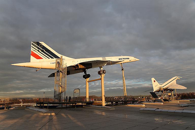 Фотообзор полета на самолете Concorde