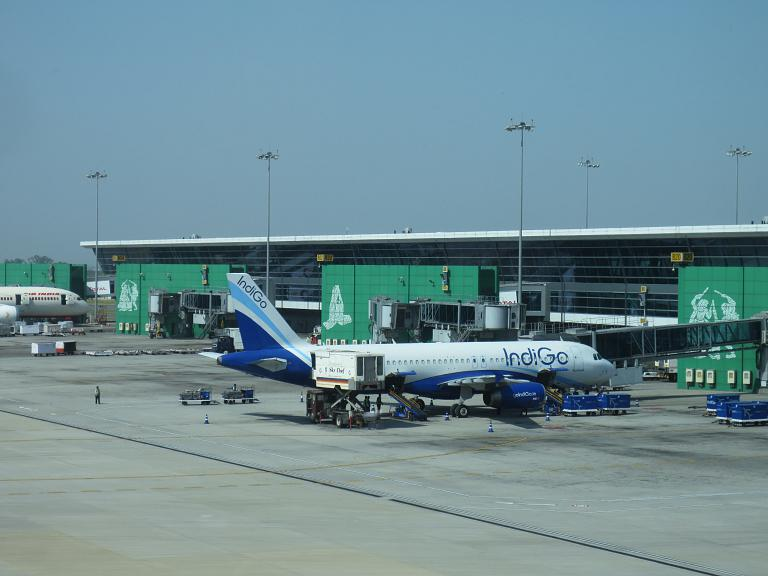 Фотообзор авиакомпании Индиго Эйрлайнз (IndiGo Airlines)