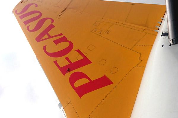 Фотообзор авиакомпании Пегасус Эйрлайнз (Pegasus Airlines)