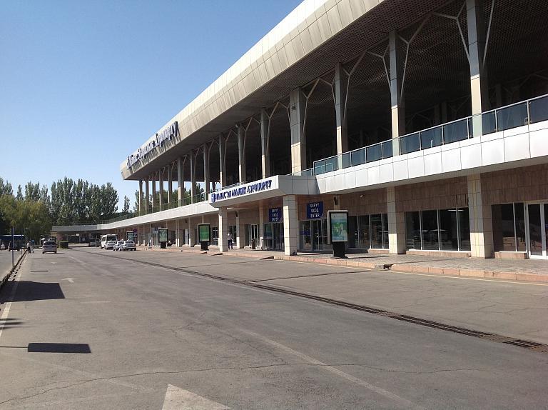 Возвращение из Бишкека в Москву