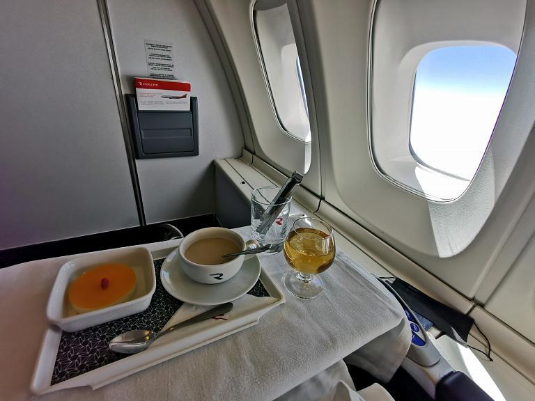 Из осенней Москвы в бархатные объятия Сочи в бизнес-классе Boeing 747-400