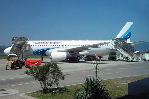 Фотообзор авиакомпании Ямал (Yamal Airlines)