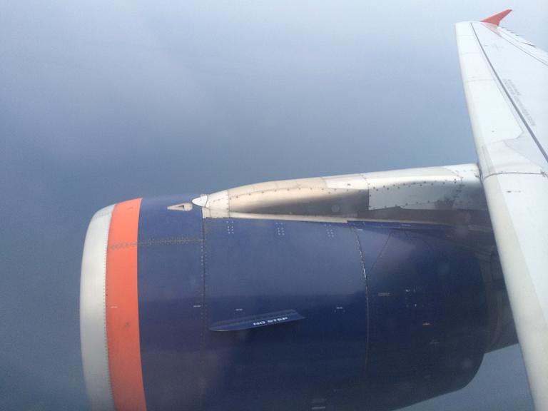 Иркутск-Москва-Сочи (IKT-SVO-AER) Аэрофлот часть 2