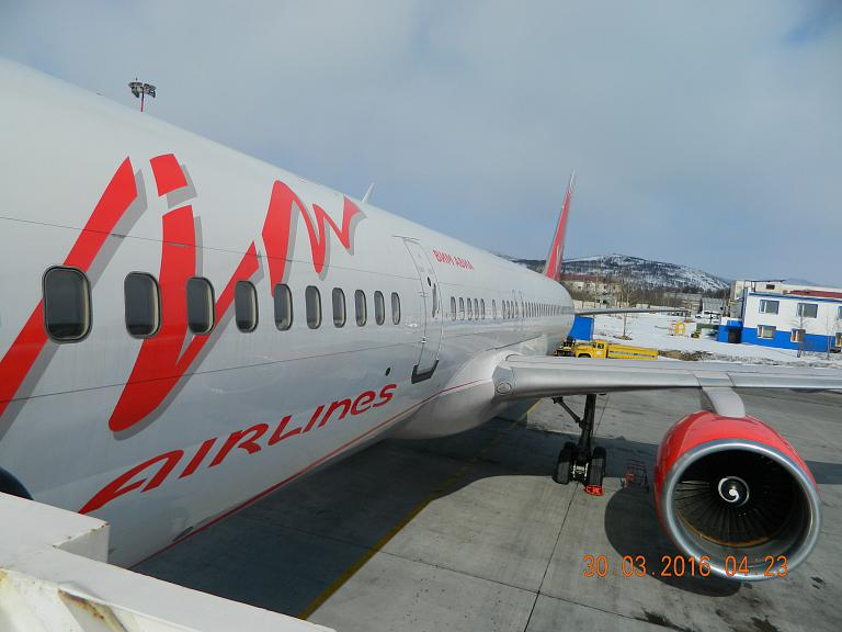 Фотообзор авиакомпании ВИМ-авиа (ВИМ-авиа)