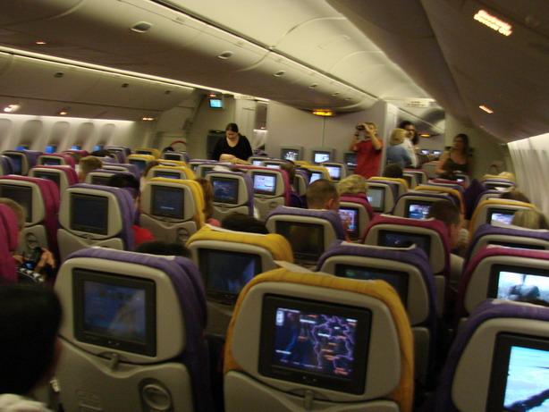 THAI AIRWAYS: рейс Москва-Бангкок!