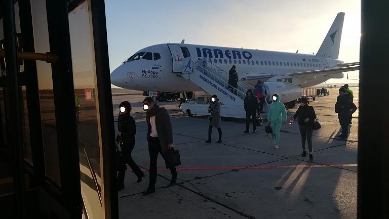 Фотообзор авиакомпании ИрАэро (Iraero)