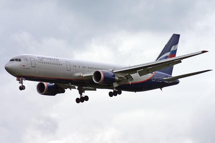 Гавана – Москва на Боинге-767 авиакомпании «Аэрофлот», 5 ноября 2013 г.