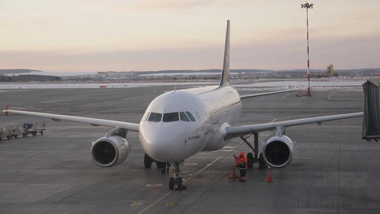 Путешествие в дальний край. Этап 1: «Турецкие авиалинии» – Екатеринбург – Стамбул на А-319-100