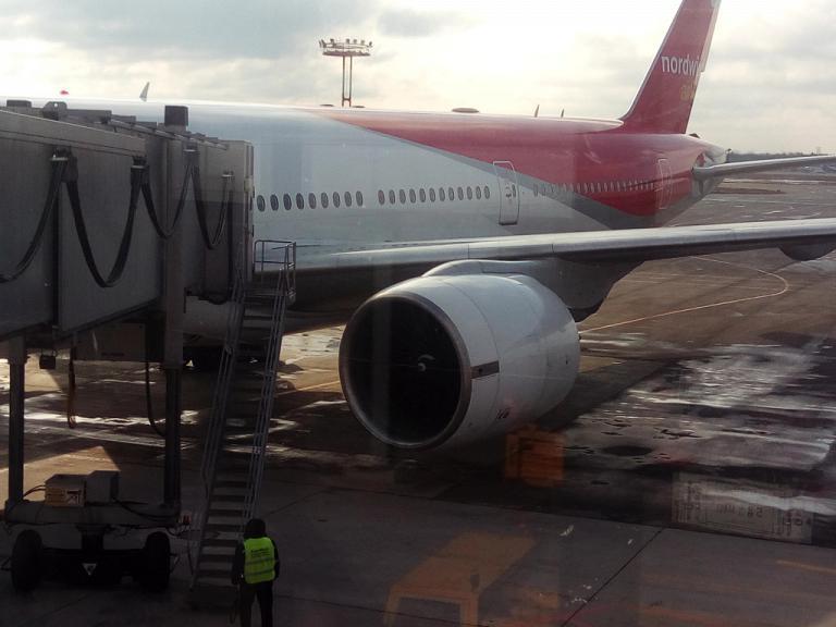 Перелёт Новосибирск-Москва-Варадеро (Куба)