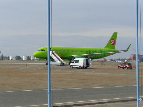 Фотообзор аэропорта Иркутск