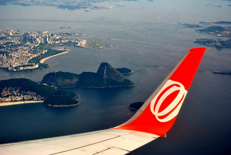 Фотообзор авиакомпании ГОЛ (GOL Transportes Aereos)