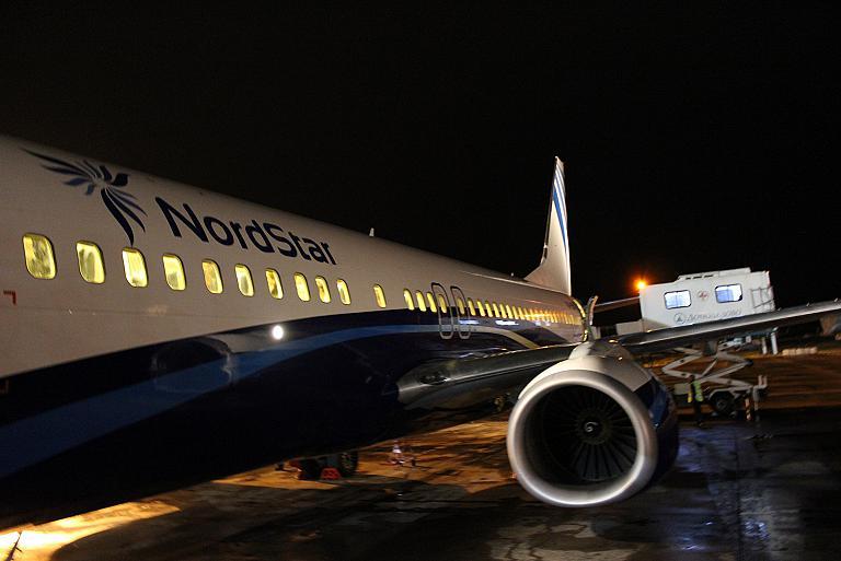 Москва-Норильск с  «Таймыр»(NordStar)