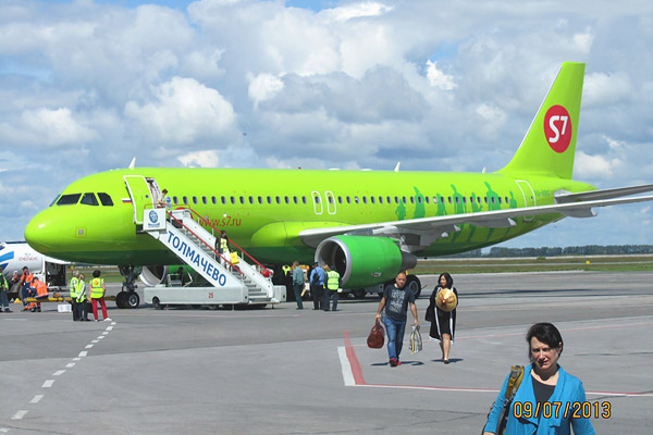 Новосибирск-Манила-Новосибирск с S7, Cathay Pacific и Air China