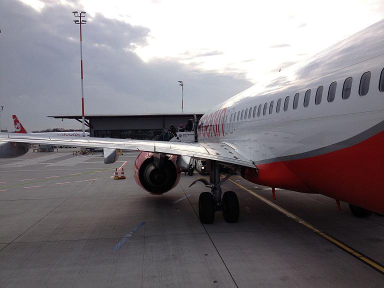 Фотообзор аэропорта Берлин Тегель