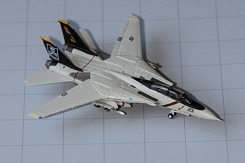Hogan: Grumman F-14A Tomcat в масштабе 1:200