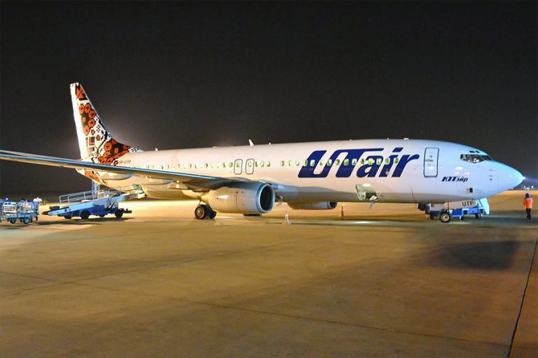 Борисполь (В) - Шарм-Эль-Шейх - Борисполь (В) с UTair Ukraine. Часть 1