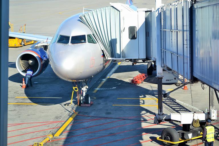 Фотообзор полета на самолете Airbus A320