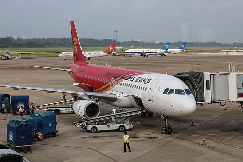 Фотообзор авиакомпании Шэньчжэнь Эйрлайнз (Shenzhen Airlines)