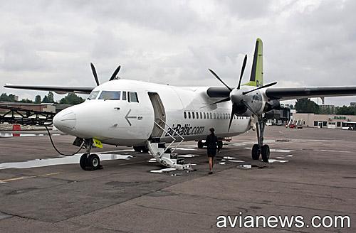 Фотообзор полета на самолете Fokker 50