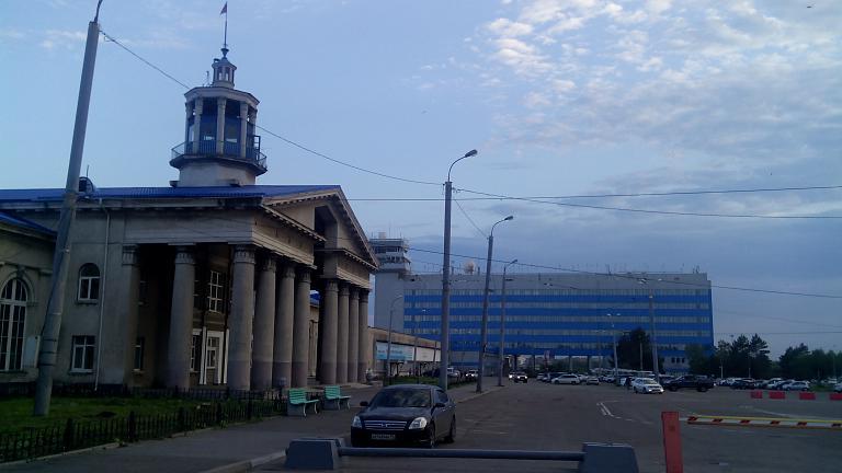 Хабаровск-Москва (SU6488, Россия), эк.класс
