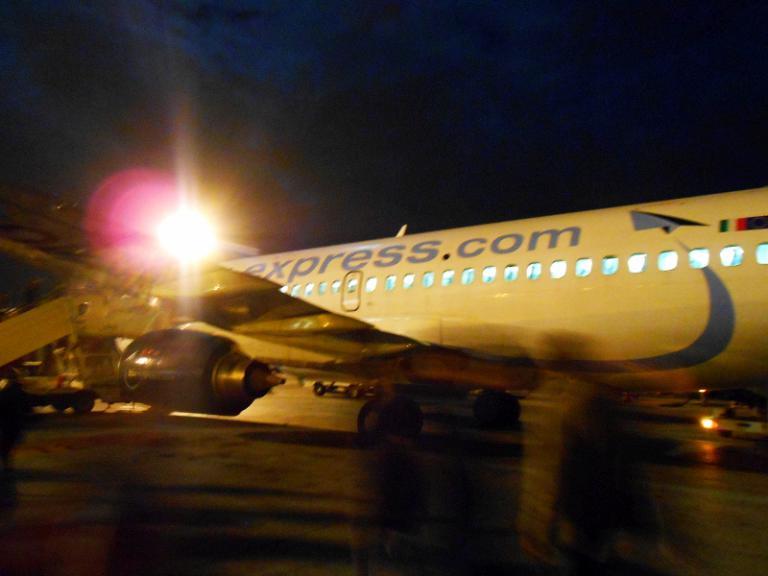 Фотообзор авиакомпании Блу-Экспресс (Blu-Express)