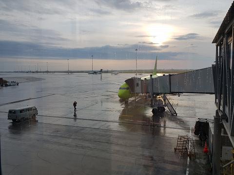 Фотообзор аэропорта Якутск