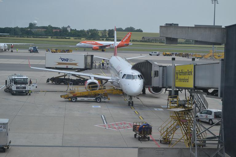 Уикенд в Европе. Вена (VIE) - Венеция (VCE) Austrian Airlines. Успели.