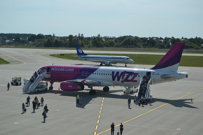 Уикенд в Польше. Львов (LWO) - Вроцлав (WRO) с Wizz Air