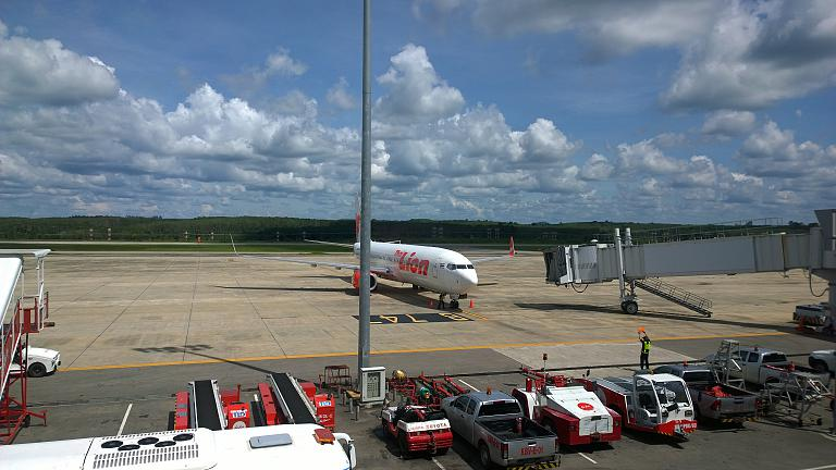 Freedom to Fly. Краби (KBV) - Бангкок (DMK) с Thai Lion Air на 737-900ER