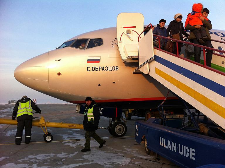 Олимпийский перелет! Сочи-Москва-Улан-Удэ с Аэрофлотом.