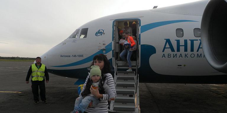 Фотообзор полета на самолете Антонов Ан-148