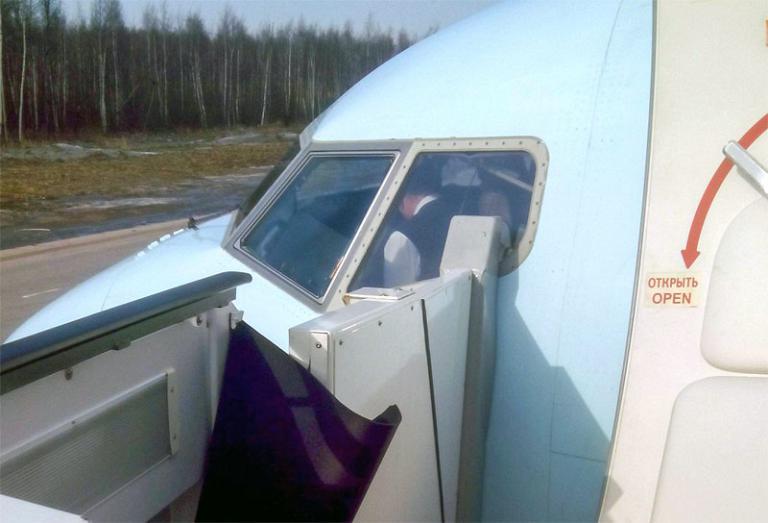 Фотообзор авиакомпании Алроса (Alrosa Airlines)