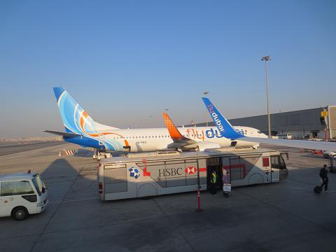Фотообзор авиакомпании Флайдубай (Flydubai)