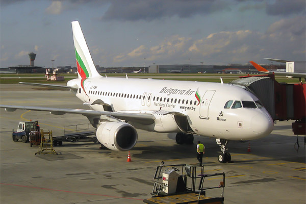 Bulgaria Air Flight Report