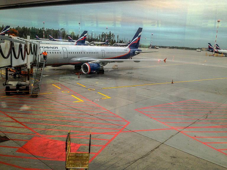 В Москву по - быстрому. Эпизод 1. KUF-SVO рейсом 1217 Аэрофлота.