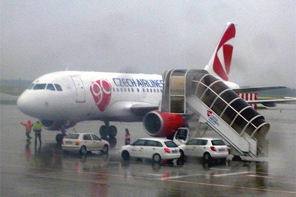Фотообзор авиакомпании ЧСА – Чешские авиалинии (CSA – Czech Airlines)