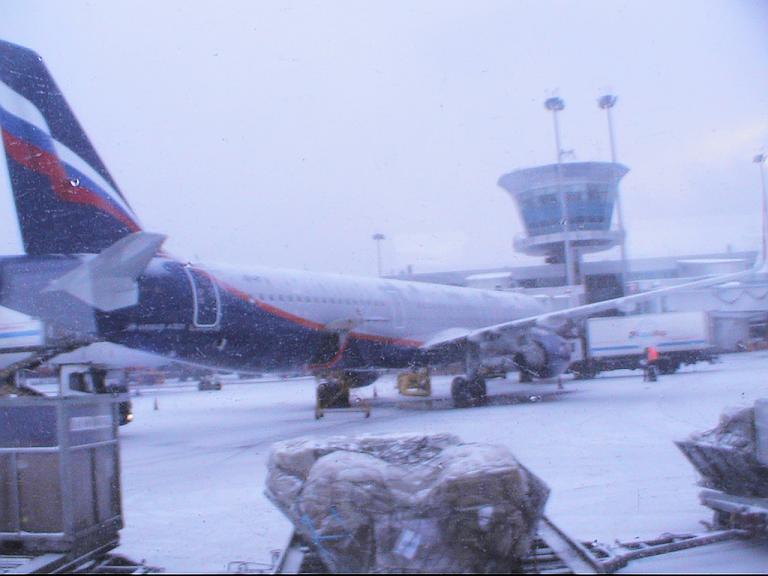 Экскурсия в Московский аэропорт Шереметьево (SVO)