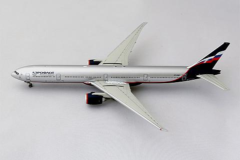 JC Wings: Боинг-777-300 Аэрофлота в масштабе 1:400