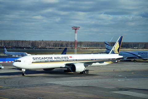 Фотообзор аэропорта Сингапур Чанги
