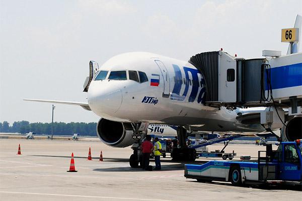 Чартерный рейс Coral Travel с авиакомпанией Utair в Анталию