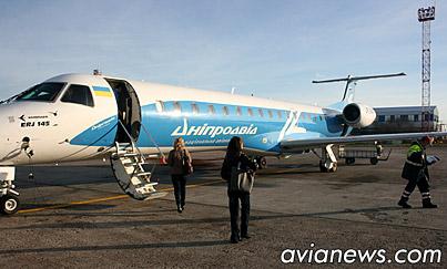 Flight reports of Embraer ERJ-145