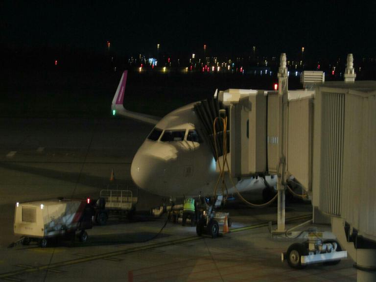 Фотообзор аэропорта Будапешт Ференц Лист