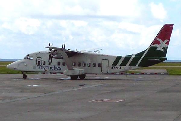 Фотообзор полета на самолете Shorts 360