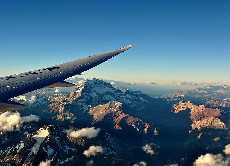 Фотообзор авиакомпании ЛАТАМ Эйрлайнз (LATAM Airlines)
