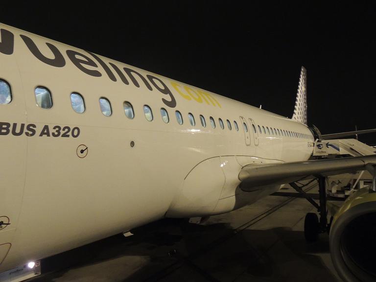 Барселона - Москва с Vueling