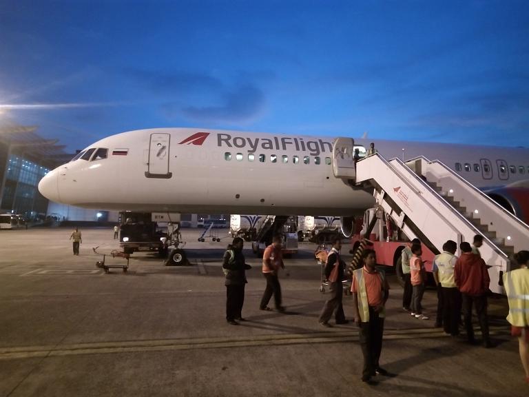 Фотообзор аэропорта Гоа Даболим