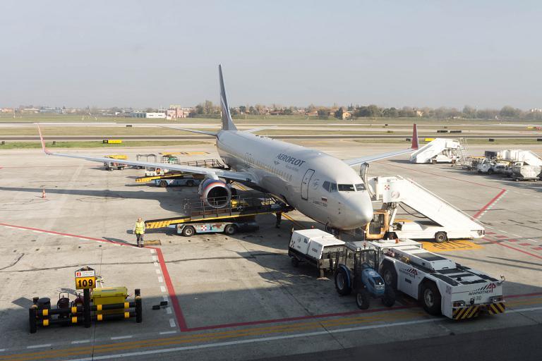 Фотообзор аэропорта Болонья Гульельмо Маркони